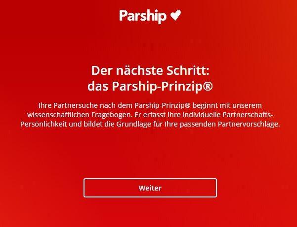 das parship prinzip